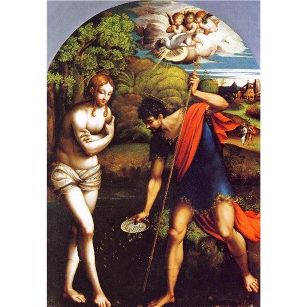 Girolamo Francesco Maria Mazzola(Parmigianino)