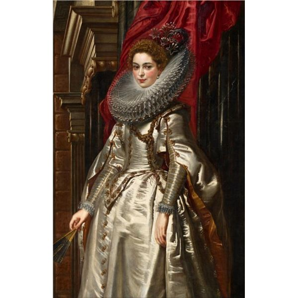 Sir Peter Paul Rubens - Marchesa Brigida
