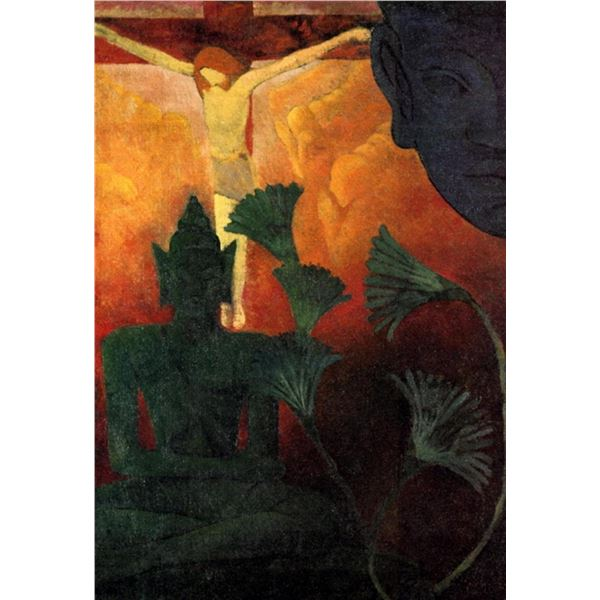 Paul Ranson - Christ and Buddha