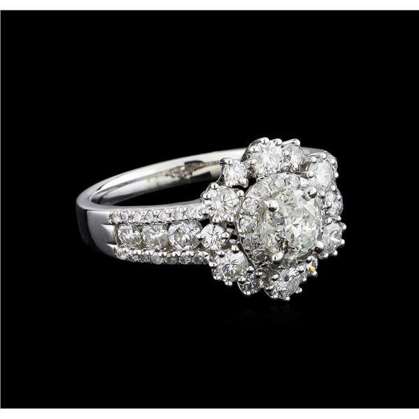 14KT White Gold 1.89 ctw Diamond Ring