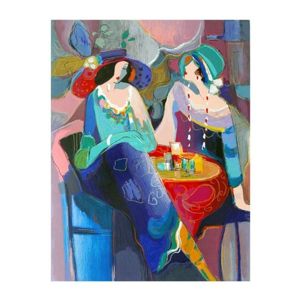 Pastel Gathering by Maimon, Isaac