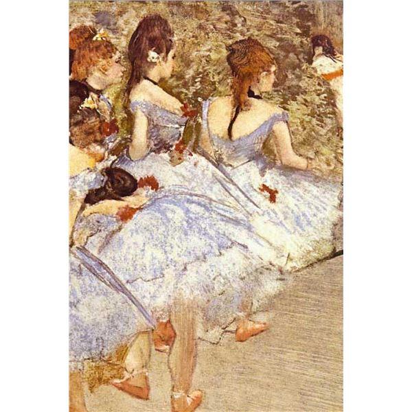 Edgar Degas - Danseuses
