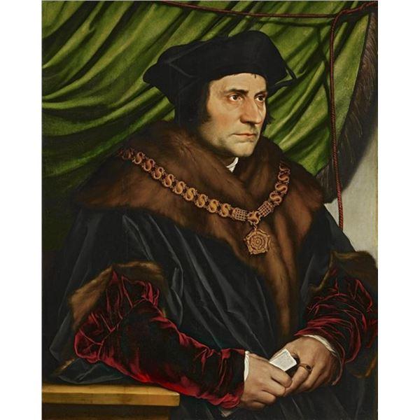 Hans Holbein - Sir Thomas More