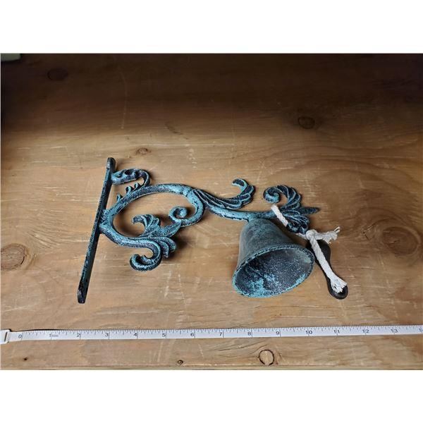 cast bell ringer decoration