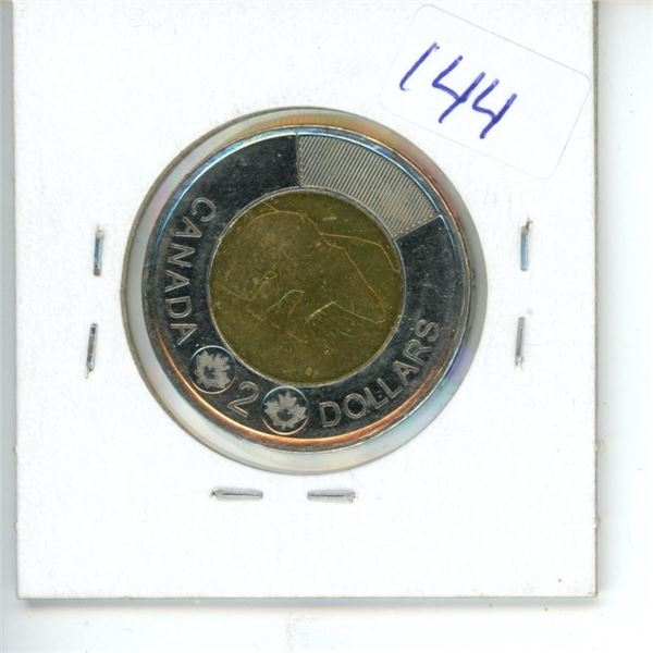 2014 Canadian Toonie $2 Coin