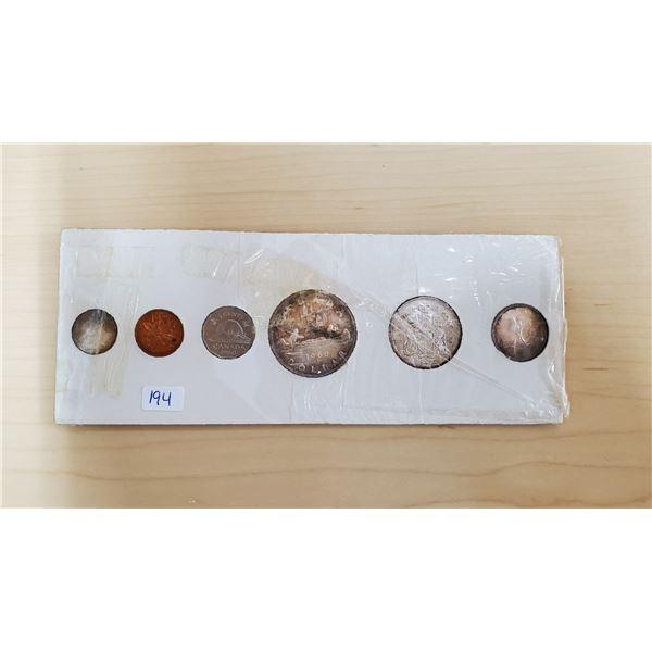 rcm 1960 coin set
