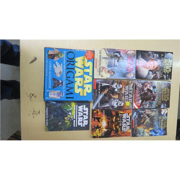 Star Wars Books X8