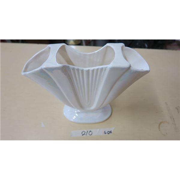 Ceramic Pearl Plant Holder