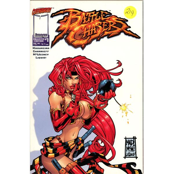 Battle Chasers Collected Edition #1 - Comic