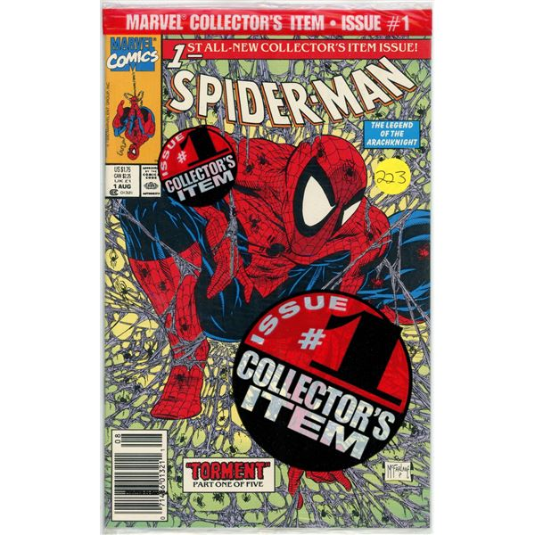 Spider-Man #1 90' - Comic