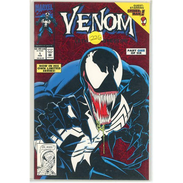 Venom:Lethal Protector #1 - Comic
