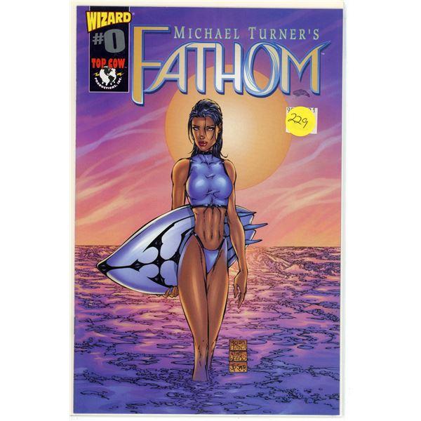 Fathom #0 - Comic
