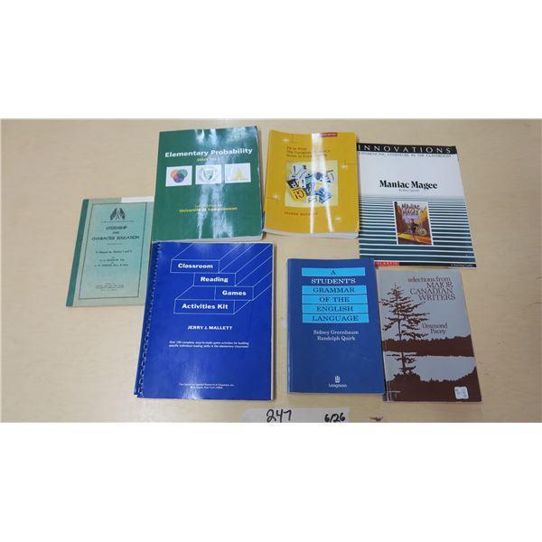 School Books X