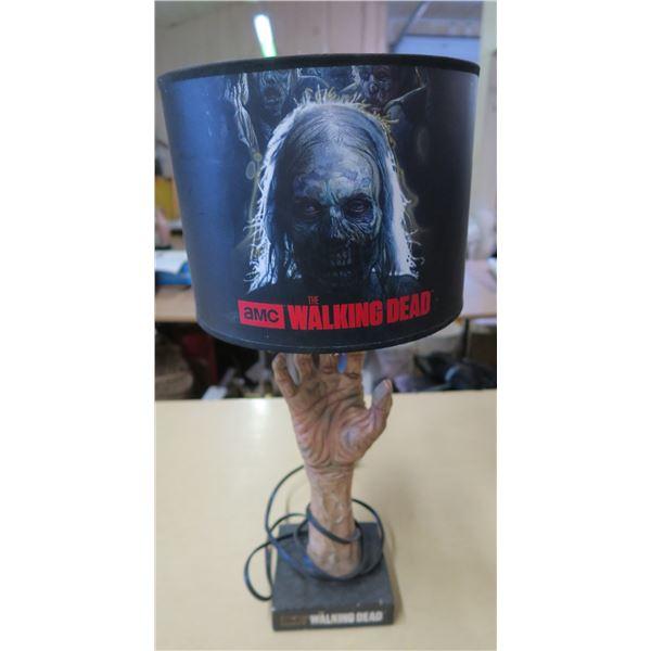 Walking Dead Lamp