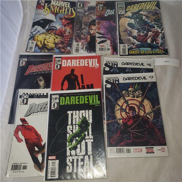 10 Comics Marvel Daredevil Marvel Knights