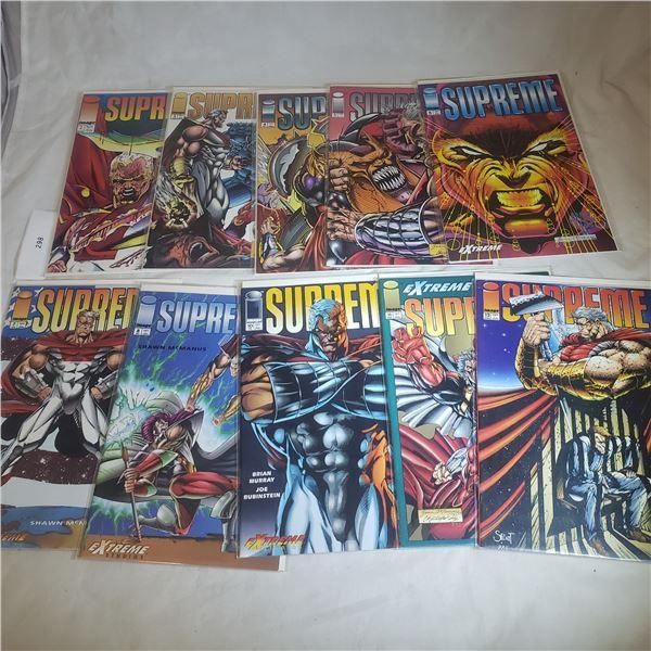 10 Comics IMAGE Supreme