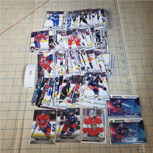 half pound modern 2000-2020 Hockey Cards NHL