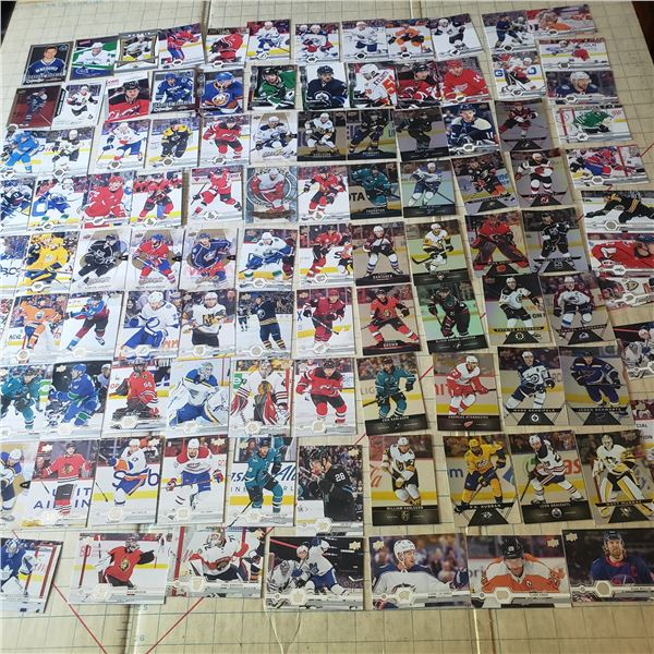 100+ Hockey Cards mostly modern 2000-current, Price, Gaudreau, Ovechkin, Wheeler