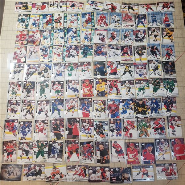 110+ Hockey Cards mostly modern 2000-current, some 90s, Sidney Crosby, Nathan Mackinon