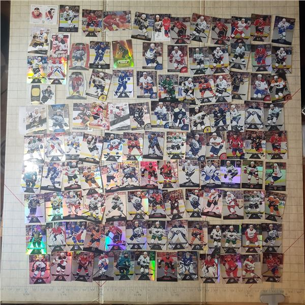 100+ mostly Modern hockey cards numbered cards St. Louis, Domi