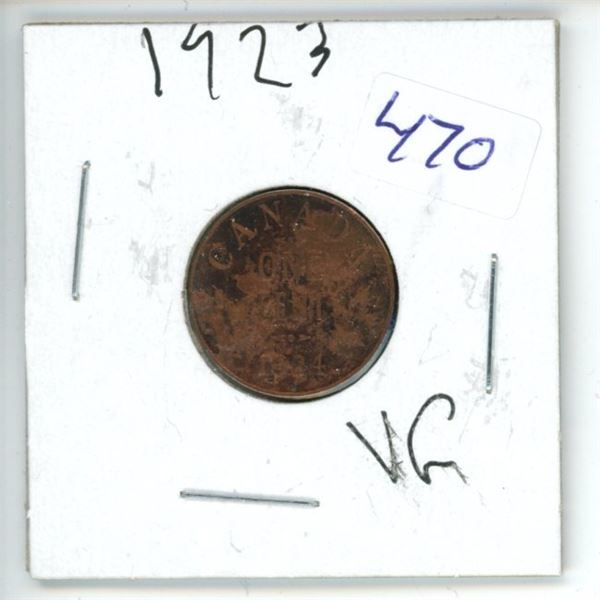 1924 Canadian 50 Cent Coin