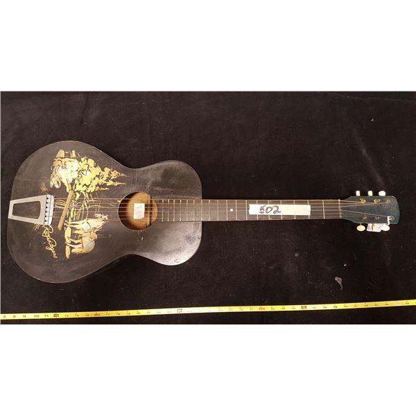 Vintage Roy Rogers Guitar