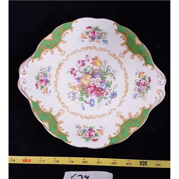 Royal Albert Albany Green Plate