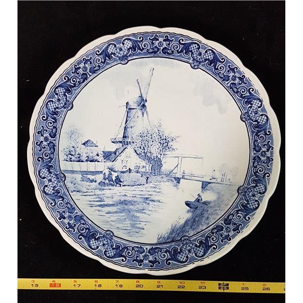 """Delft Plate 12"""""""