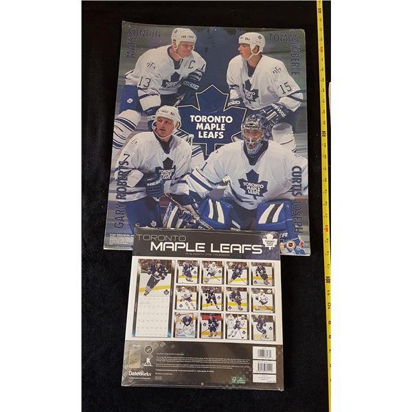 4 Toronto Maple Leafs Posters & Calendar