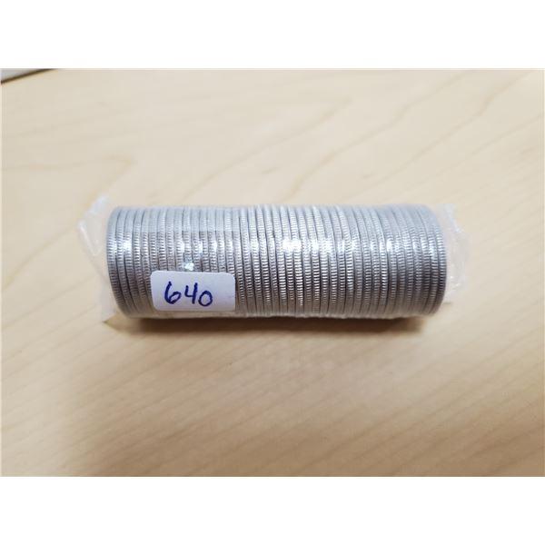 1867-1992 manitoba quarter roll