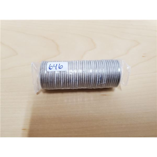 1867-1992 unknown province quarter roll