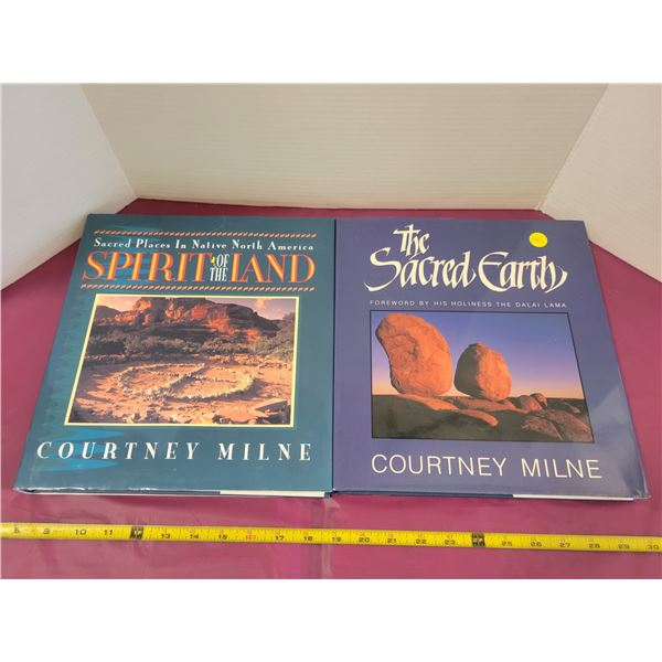 The Sacred Earth/Spirit of the Land (Sacred Places in Native N America)