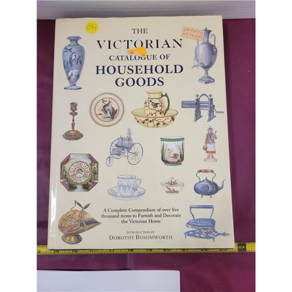 The Victorian Price Guide to Household Goods