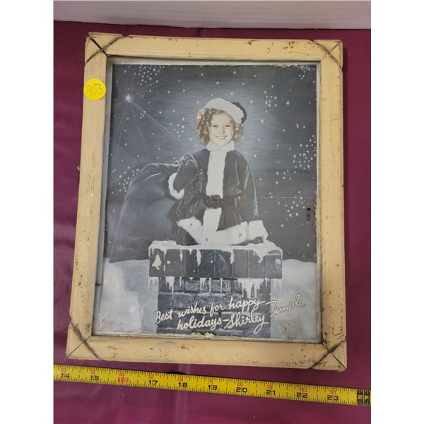 Old Shirley Temple picture