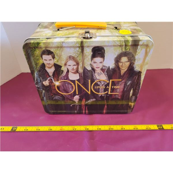 Once Upon a Time (TV series) lunch box