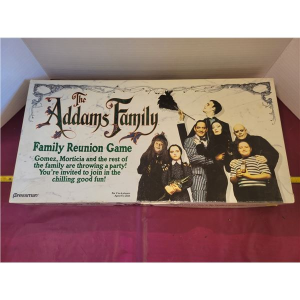 Adams Family Game