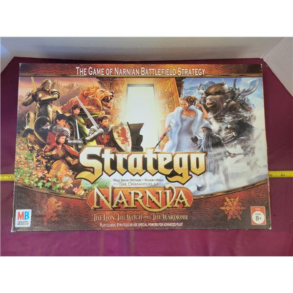 Stratego Narnia version game