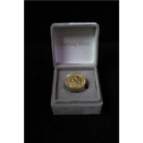 1 Coin Ring