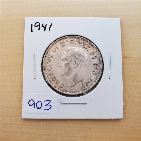 1941 canada 50 cents