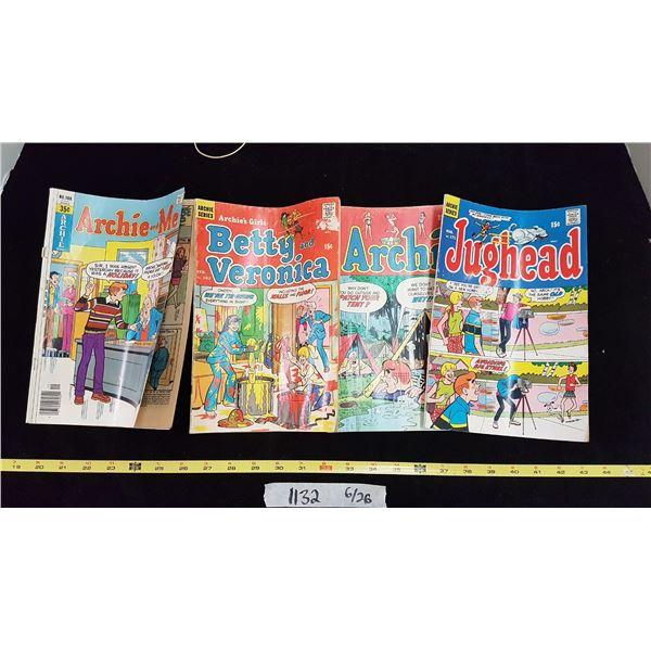 4 Archie Comics