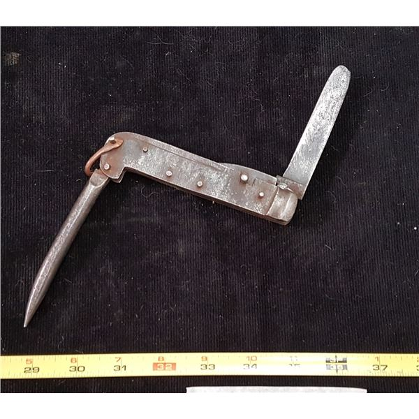 Vintage Folding Knife