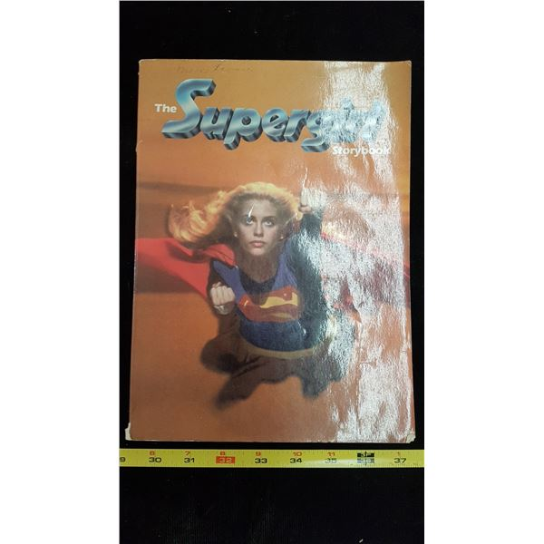 Supergirl Story Book