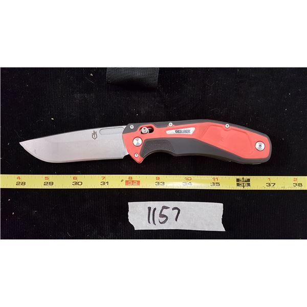 Gerber Hunting Knife & Case