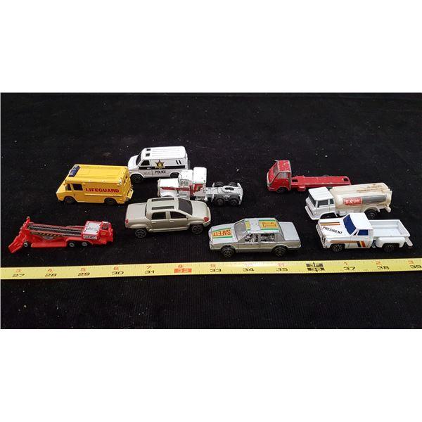 Lot Die Cast Cars