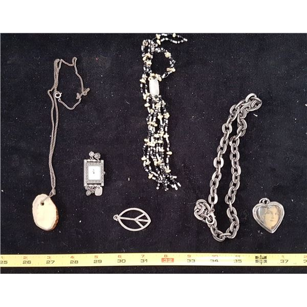 Lot Jewelry & Misc.