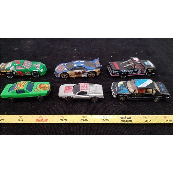 Lot Die Cast Toy Vehicles
