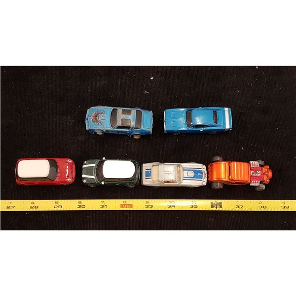 Lot Die Cast Toy Cars