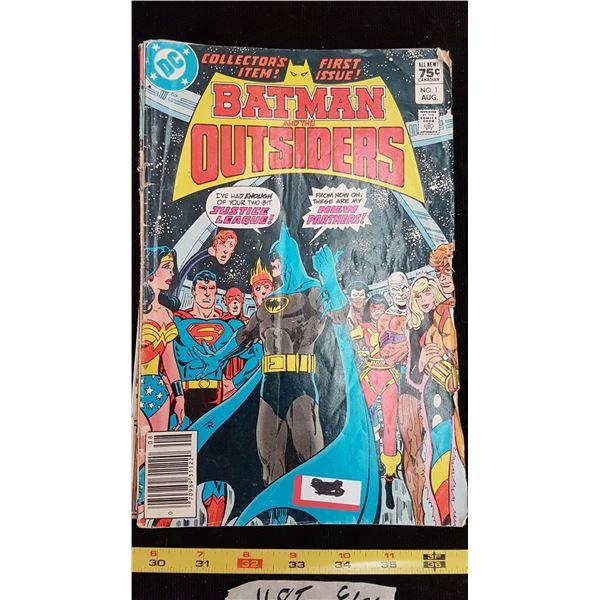 Lot Batman Comics