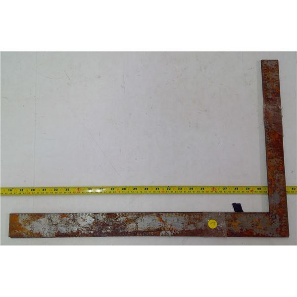 Set of 3 Metal Measuring Squares