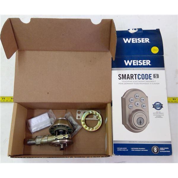 Weiser Smartcode Door Lock